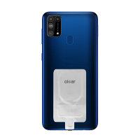 Olixar Samsung M31 Ultra Thin USB-C Qi Wireless Charging Adapter