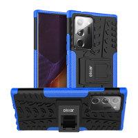 Olixar ArmourDillo Samsung Galaxy Note 20 Ultra Protective Case - Blue