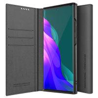 Araree Mustang Diary Samsung Note 20 Ultra Wallet Folio Case - Grey