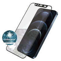 PanzerGlass iPhone 12 Pro CamSlider Glass Screen Protector - Black