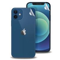 Olixar Front And Back iPhone 12 mini TPU Screen Protectors