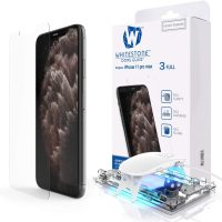 Whitestone iPhone 12 Pro Max Dome Tempered Glass Screen Protector
