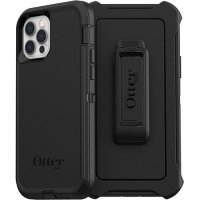 OtterBox Defender Series iPhone 12 Pro Max Tough Case - Black