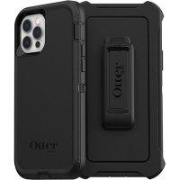 OtterBox Defender iPhone 12 Pro Tough Case - Black
