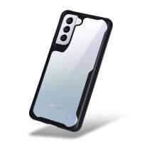Olixar NovaShield Samsung Galaxy S21 Bumper Case - Black