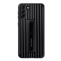 Official Samsung Galaxy S21 Plus Protective Standing Case - Black