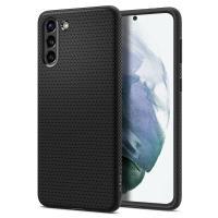 Spigen Samsung Galaxy S21 Liquid Air Slim Case - Black