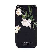 Ted Baker Elderflower iPhone 8 Folio Case - Black / Silver