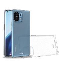 Olixar Ultra-Thin Xiaomi Mi 11 Case - 100% Clear