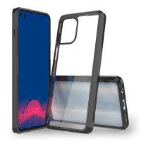 Olixar Exoshield Motorola Moto Edge S Protective Case - Black