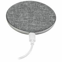 Ventev 10W Qi Fast Charging Wireless Charging Pad - Grey