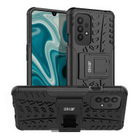 Olixar ArmourDillo Samsung Galaxy A32 Tough Case - Black
