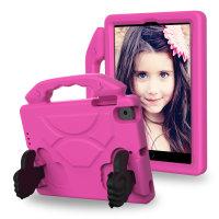 Olixar iPad Mini 4 2015 Protective Silicone Case - Rose Red