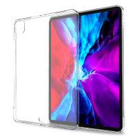 "Olixar Flexishield iPad Pro 12.9"" 2020 4th Gen. Ultra-Thin Case- Clear"