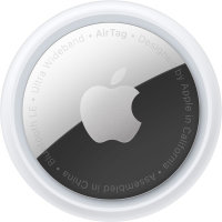 Official Apple AirTag Bluetooth Tracking Device - White