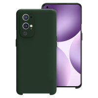 Olixar Oneplus 9 Pro Soft Silicone Case - Green