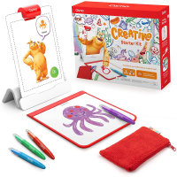Osmo Early Years STEM Based Learning Starter Kit For iPad (Ages 5-10)