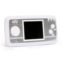 ThumbsUp Retro Handheld Games Console W/ 200 Games - Grey