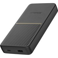 OtterBox 20,000 mAh Dual Port USB-A & USB-C Portable Power Bank -Black