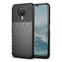 Olixar Nokia G20 Tough Armour Case - Black