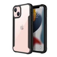Olixar Novashield iPhone 13 Protective Bumper Case - Black