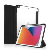 "Olixar iPad 10.2"" 2020 8th Gen. Wallet Case W/ Apple Pencil Holder"