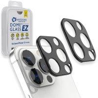 Whitestone Dome EZ iPhone 13 Pro Max Camera Protectors - 2 Pack