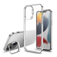 Olixar iPhone 13 Camera Stand Case - Clear