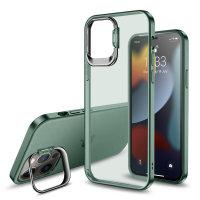 Olixar iPhone 13 Pro Camera Stand Case - Green