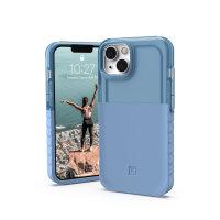 [U] By UAG iPhone 13 Protective Dip Case - Cerulean