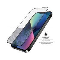 PanzerGlass iPhone 13 Anti-Glare Screen Protector - Black