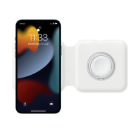 Official Apple iPhone 13 Pro Max Fast MagSafe Duo Wireless Charger