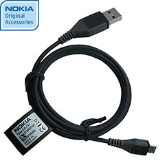 Original Nokia CA 101D Micro USB Datenkabel