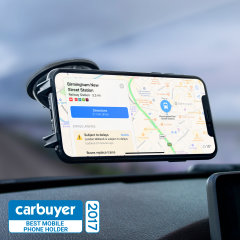The Olixar Dash Genie is the only phone holder you will ever need - ideal for any dashboard or windscreen.