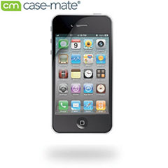 Case-Mate Anti-Glare / Anti-Finger Print Screen Protector - iPhone 4S / 4