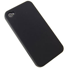 Carcasa ToughGuard iPhone 4S / 4- Negra