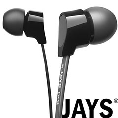 Auriculares a-Jays Two Heavy Bass Impact