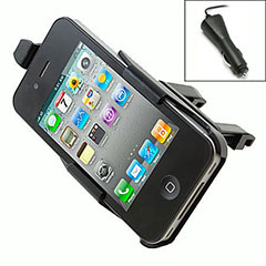 Vent Mounted Car Pack For The iPhone 4S / 4