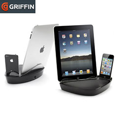Griffin Dual Ladestation für Apple