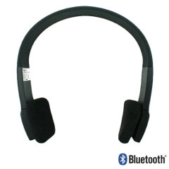 Enjoy wireless phone calls and listen to music in stereo sound with the Plug N Go Stereo Bluetooth Headset.