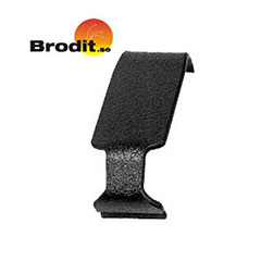 Attach your Brodit holders to your Mercedes Benz V-Class or Vito 04-11 dashboard, with built in compartment,with the custom made ProClip Console mount.