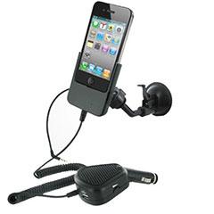 iPhone 4S / 4 Autohouder met Handsfree