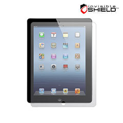 InvisibleSHIELD Screen Protector für Apple iPad 2 und iPad 3