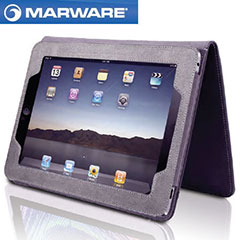 Funda  iPad 3 / iPad 2 Marware Eco-Vue  - Negra