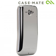 Case-Mate Barely There Case für HTC ChaCha in Silber
