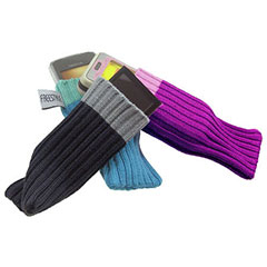 Carry Socken im  dreier Pack in Extra Large