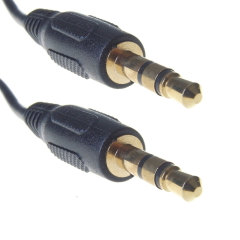 3.5mm to 3.5mm Aux Audio Cable - 3M