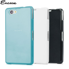3 Pack Encase FlexiShield Sony Xperia Z1 Compact Cases