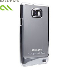 Case-Mate Barely There per Samsung Galaxy S2 i9100 - Trasparente