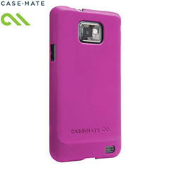 Case-Mate Barely There per Samsung Galaxy S2 i9100 - Rosa